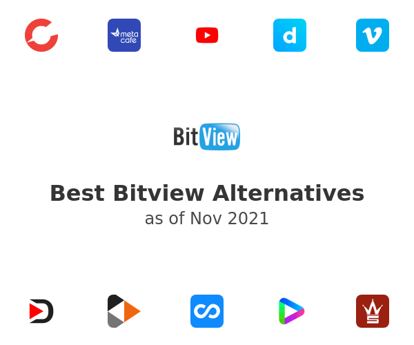 Best Bitview Alternatives