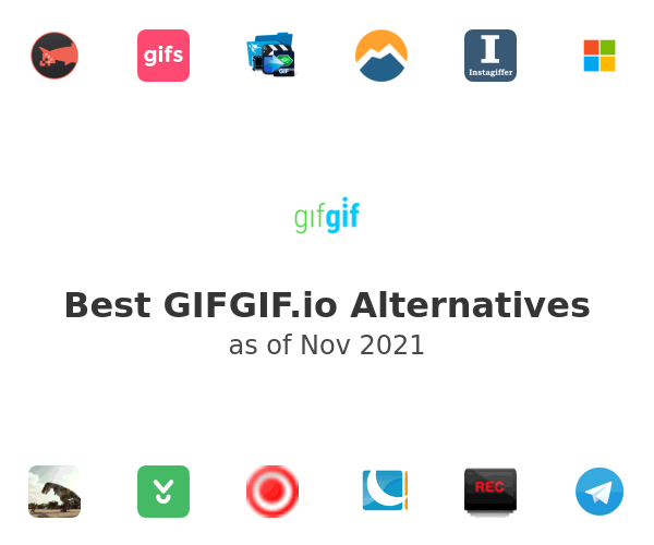 Best GIFGIF.io Alternatives