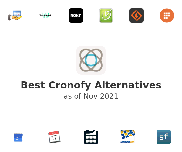 Best Cronofy Alternatives