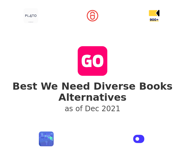 Best We Need Diverse Books Alternatives