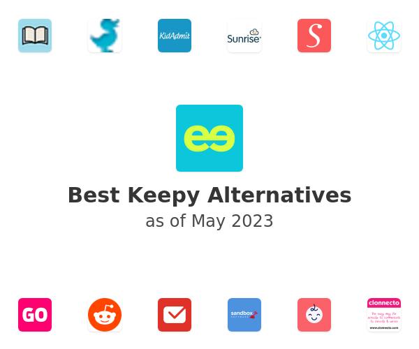 Best Keepy Alternatives