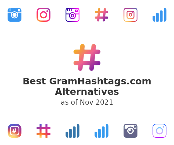 Best GramHashtags.com Alternatives