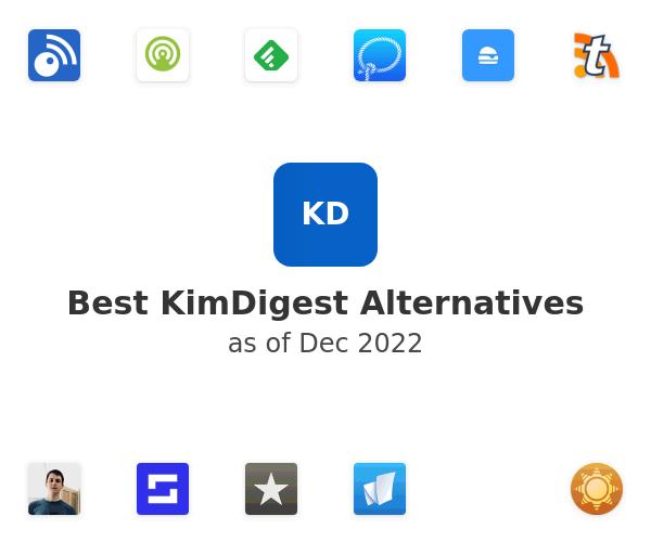 Best KimDigest Alternatives