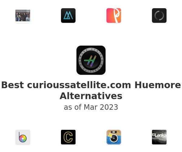 Best Huemore Alternatives