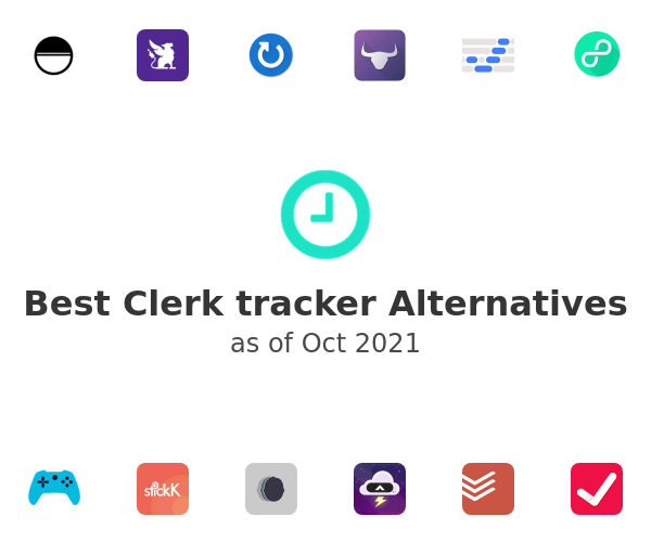 Best Clerk tracker Alternatives