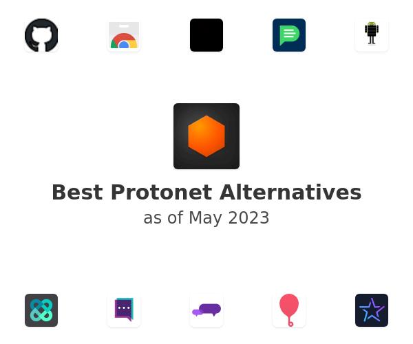 Best Protonet Alternatives