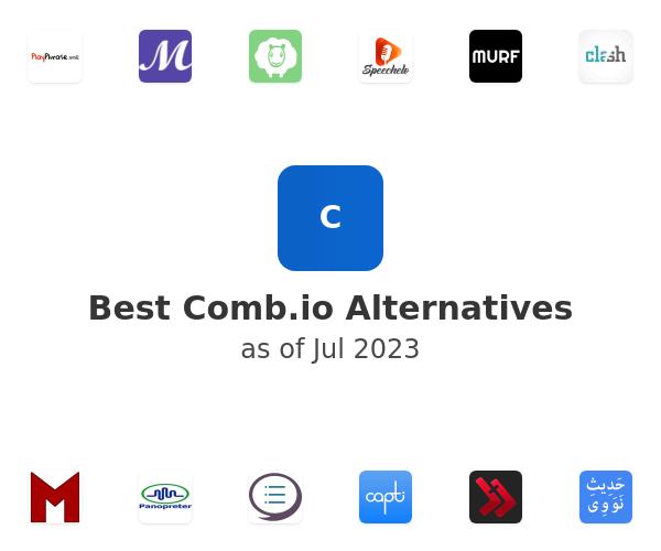 Best Comb.io Alternatives
