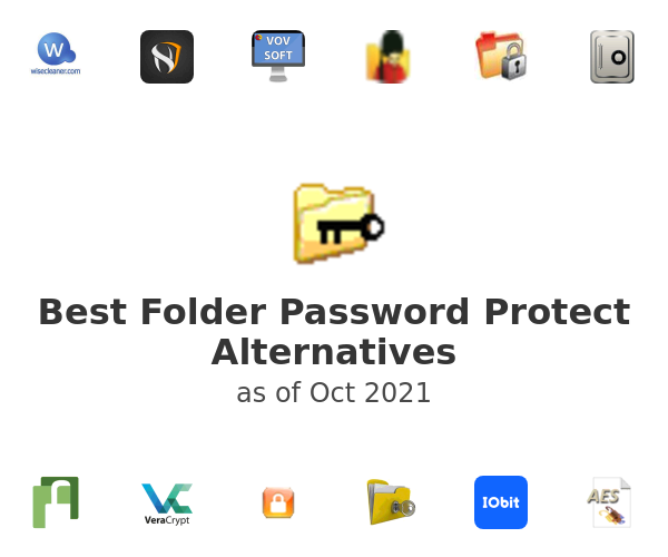 Best Folder Password Protect Alternatives