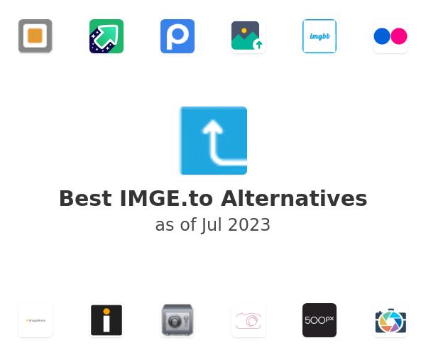 Best IMGE.to Alternatives