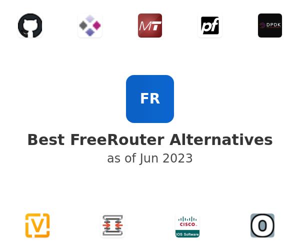 Best FreeRouter Alternatives