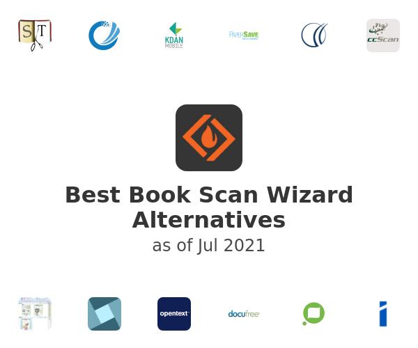 Best Book Scan Wizard Alternatives