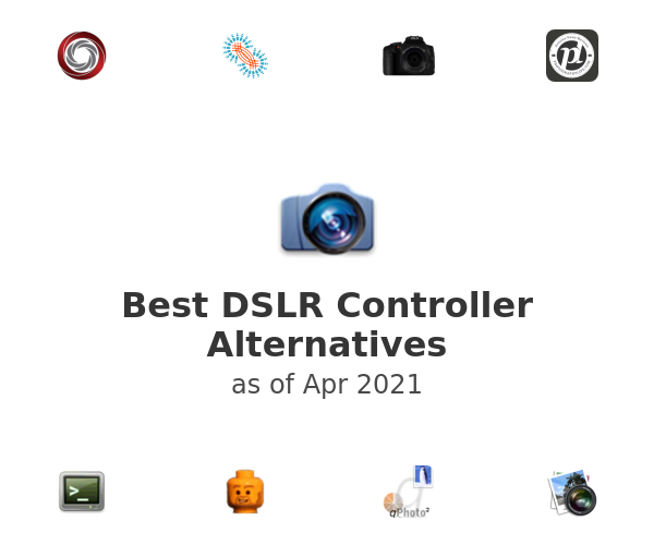 Best DSLR Controller Alternatives
