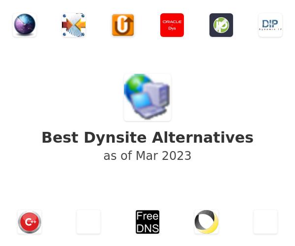 Best Dynsite Alternatives