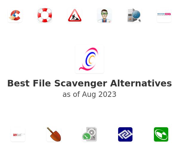 Best File Scavenger Alternatives