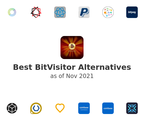 Best BitVisitor Alternatives