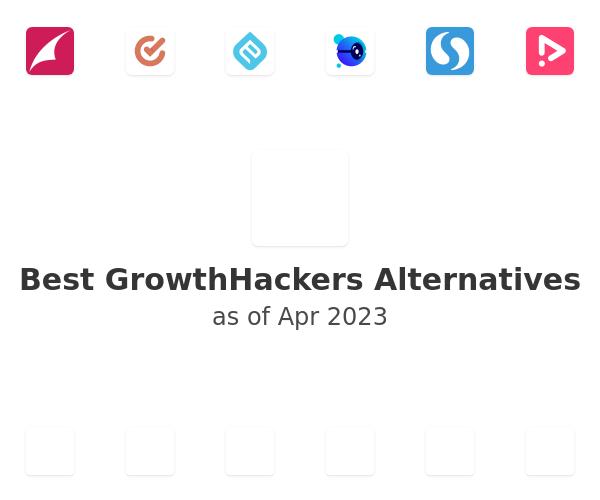 Best GrowthHackers Alternatives