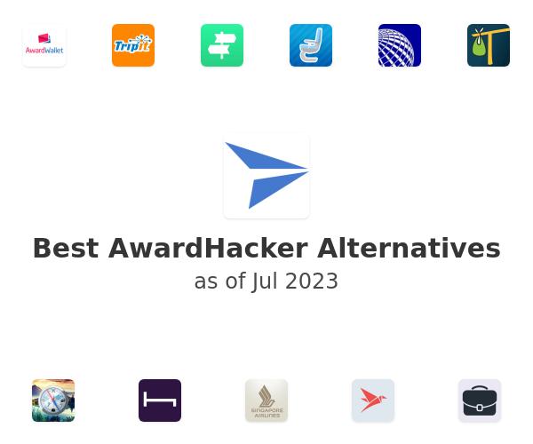 Best AwardHacker Alternatives