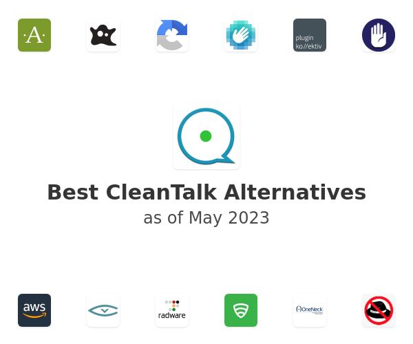Best CleanTalk Alternatives