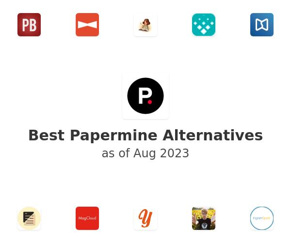 Best Papermine Alternatives