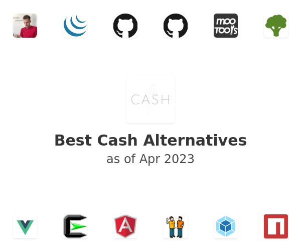 Best Cash Alternatives