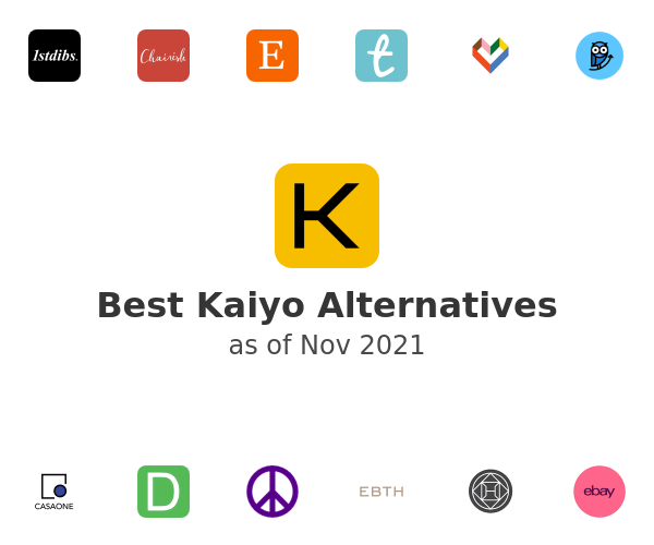 Best Kaiyo Alternatives