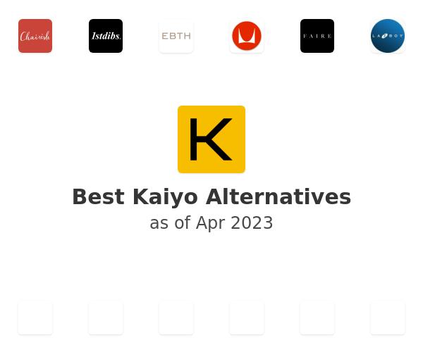 Best Kaiyo Alternatives