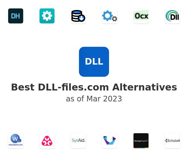Best DLL-files.com Alternatives