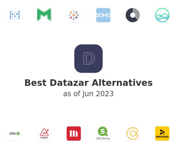 Best Datazar Alternatives