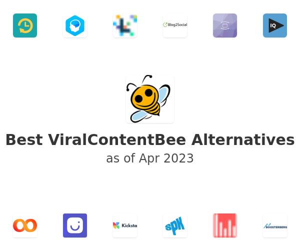 Best ViralContentBee Alternatives