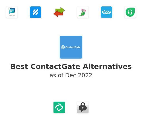 Best ContactGate Alternatives