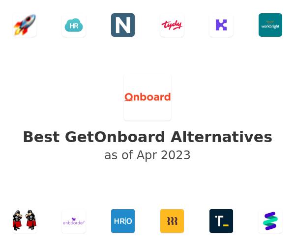 Best GetOnboard Alternatives