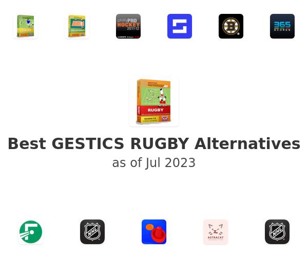 Best GESTICS RUGBY Alternatives