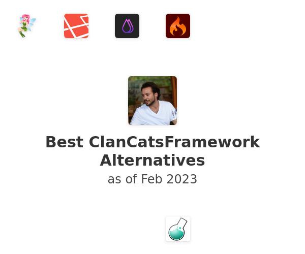 Best ClanCatsFramework Alternatives