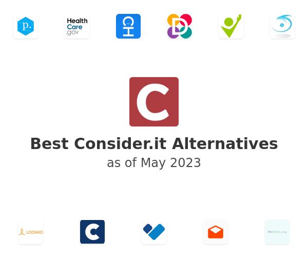 Best Consider.it Alternatives