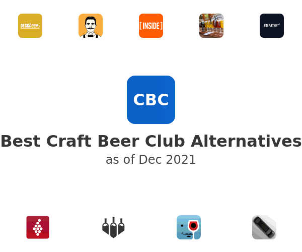 Best Craft Beer Club Alternatives
