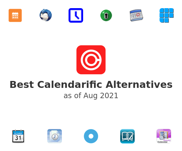 Best Calendarific Alternatives