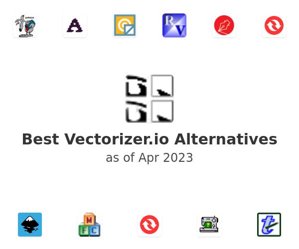 Best Vectorizer.io Alternatives