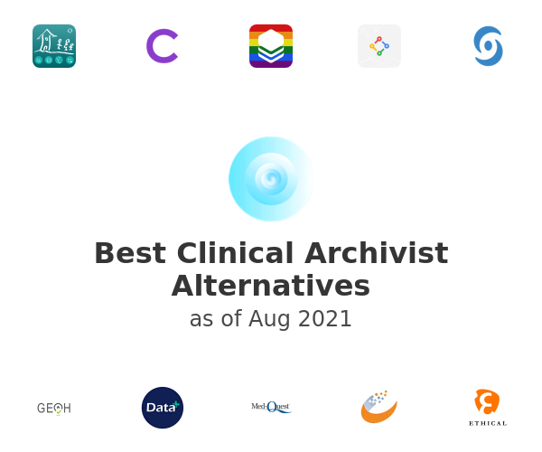 Best Clinical Archivist Alternatives