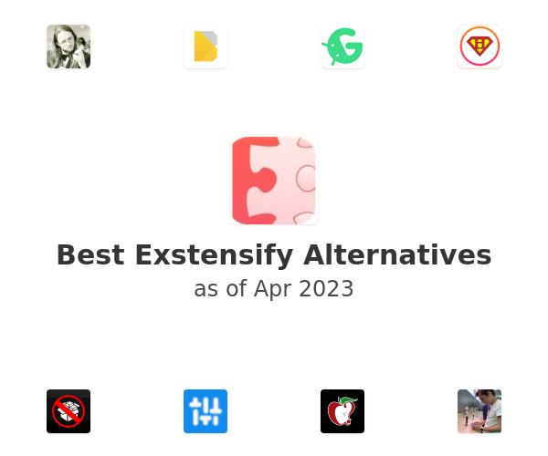 Best Exstensify Alternatives