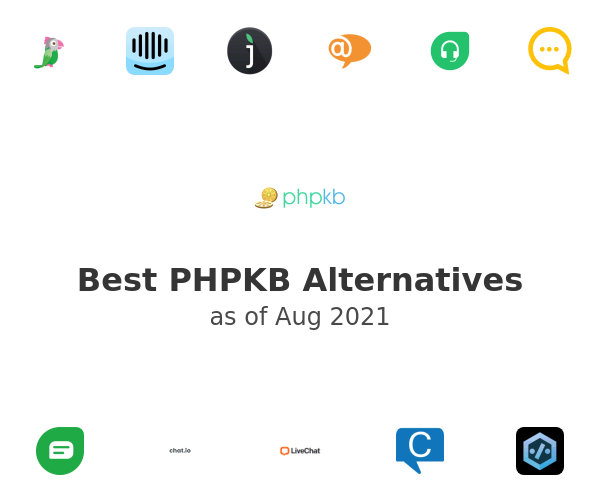 Best PHPKB Alternatives