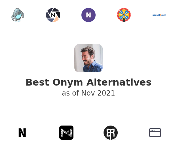 Best Onym Alternatives