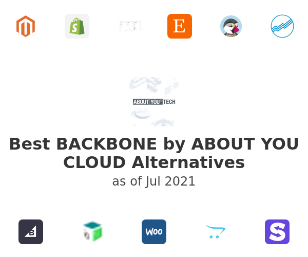 Best BACKBONE by ABOUT YOU CLOUD Alternatives