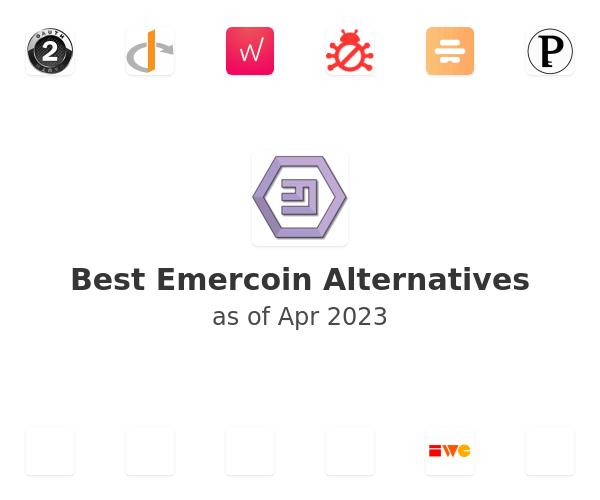 Best Emercoin Alternatives