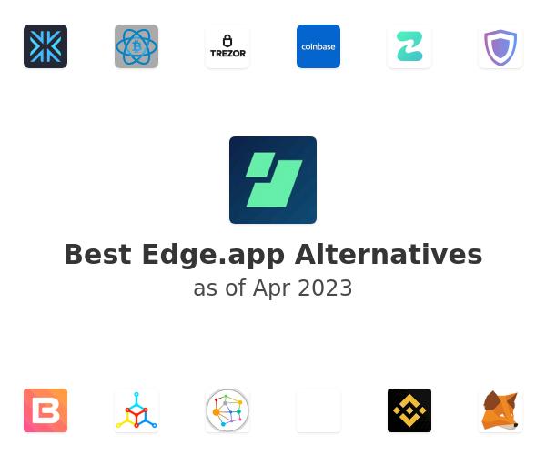 Best Edge - Bitcoin Wallet Alternatives