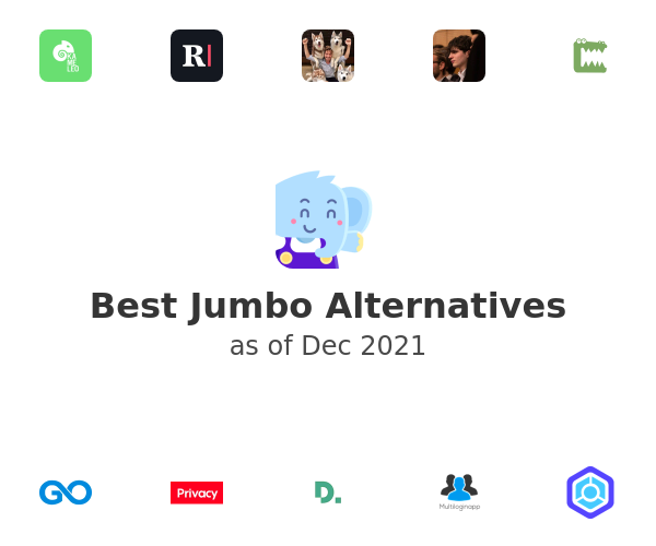 Best Jumbo Alternatives