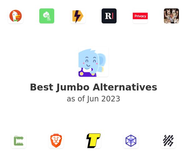 Best Jumbo Alternatives