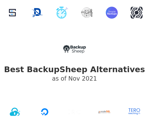Best BackupSheep Alternatives