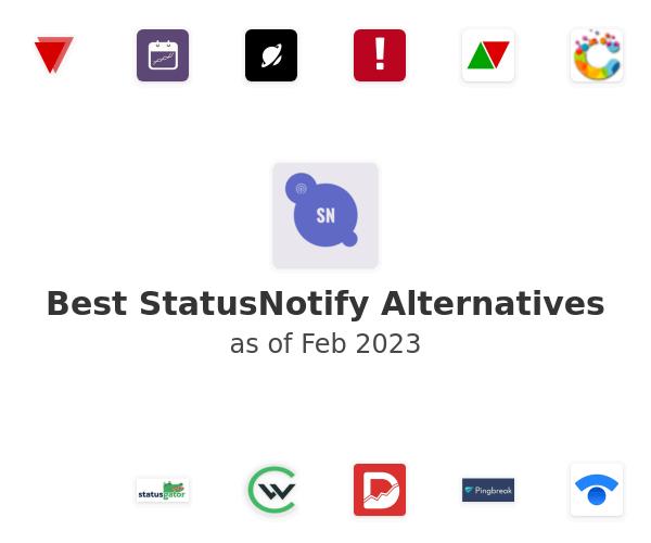 Best StatusNotify Alternatives