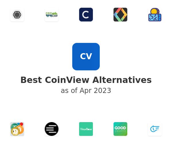 Best CoinView Alternatives