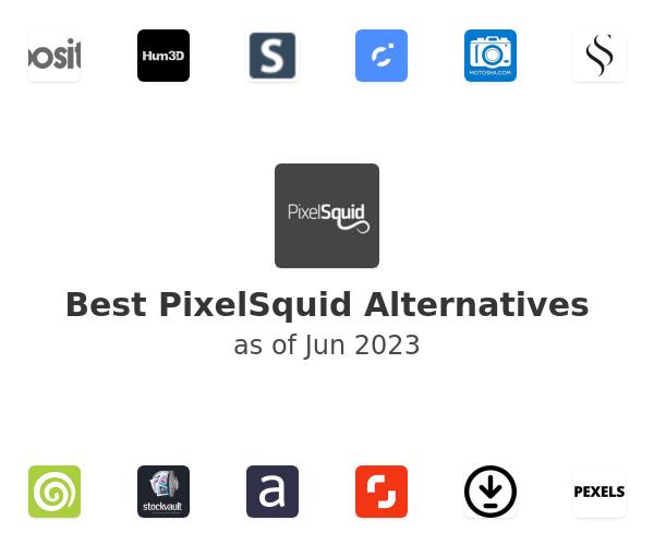 Best PixelSquid Alternatives